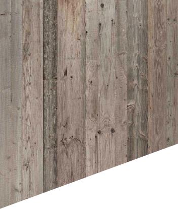 Holzoberfläche massiv – Fichte sonnverbrannt Grau