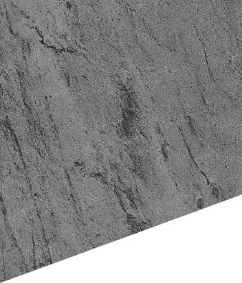 Schieferoberfläche – Silver Grey